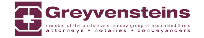 Greyvensteins Attorneys Logo